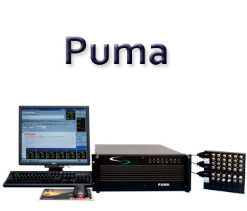 Puma - Vibration Control and Analysis System for PC